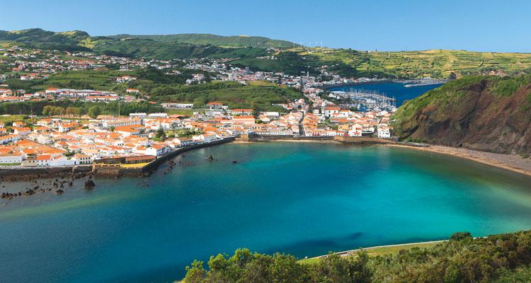 TANGERINA (Madeira & Azoren), 15 Tage/14 Nächte, mehrmals wöchentlich