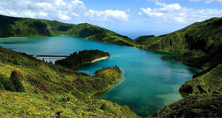Azoren - ausgezeichnet für nachhaltigen Tourismus