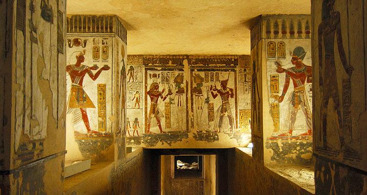 Ägypten-Vortrag am 02.12.14 in Zürich