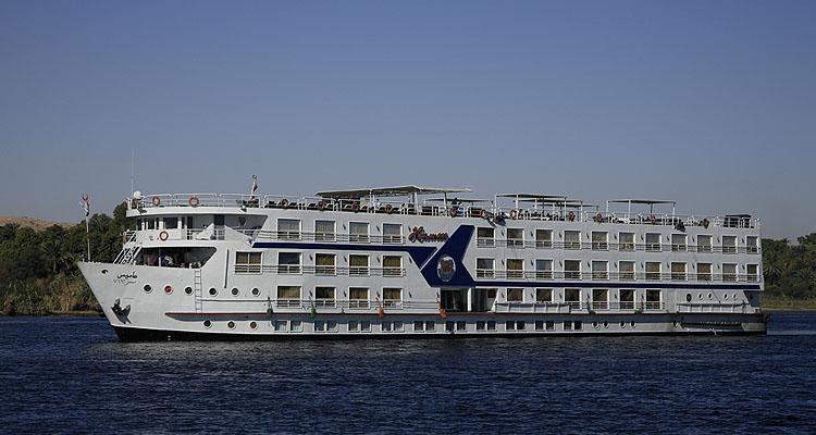 Begleitete Nilfahrt Kairo-Assuan
