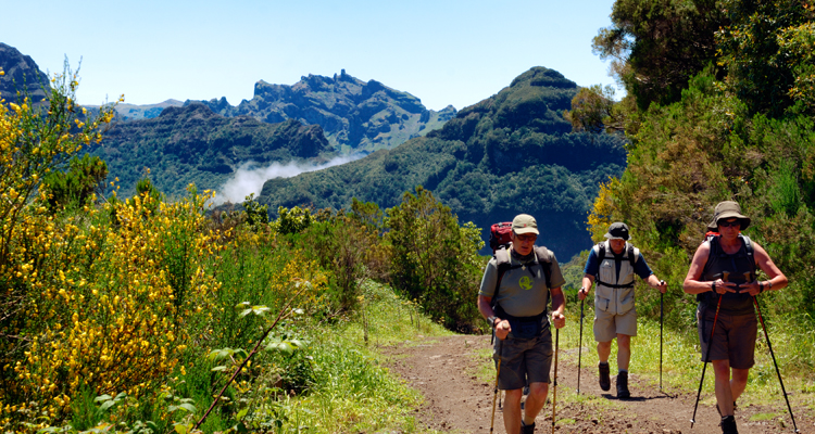 PITANGA - Wandern auf Madeira, 15 Tage/14 Nächte, täglich